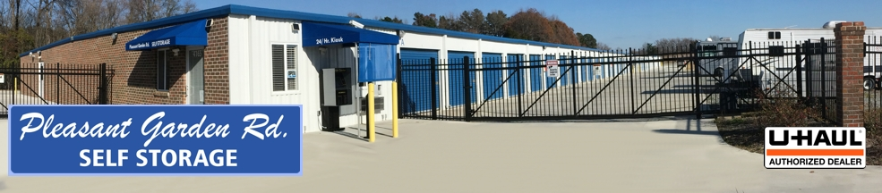 Pleasant Garden Rd Self Storage Greensboro, NC